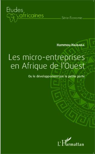Couverture Les micro-entreprises en Afrique de l'Ouest