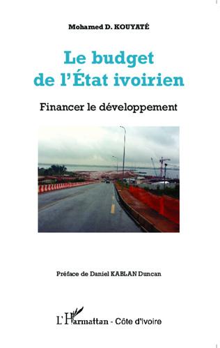 Couverture Le budget de l'Etat ivoirien