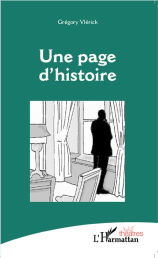 Couverture Une page d'histoire