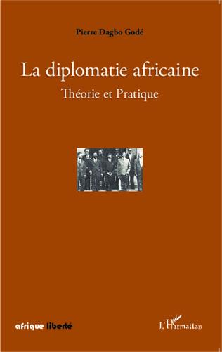 Couverture La diplomatie africaine