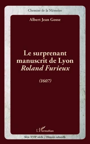 Couverture Le surprenant manuscrit de Lyon