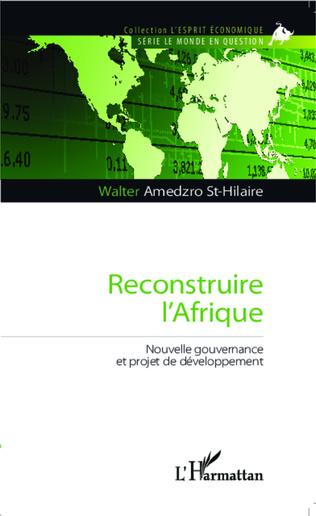 Couverture Reconstruire l'Afrique