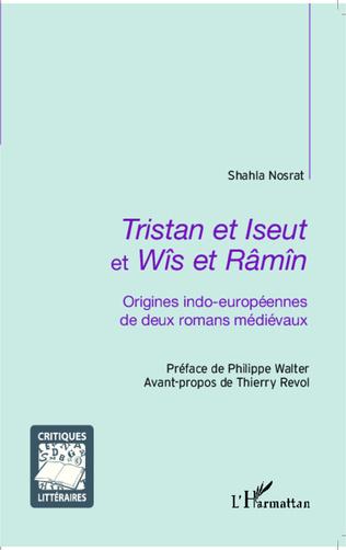 Couverture <em>Tristan et Iseut</em> et<em> Wîs et Râmîn</em>