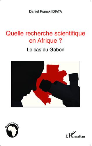 Couverture Quelle recherche scientifique en Afrique ?