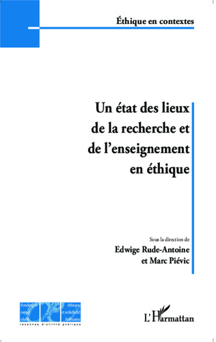 Couverture Design institutionnel et intervention éthique