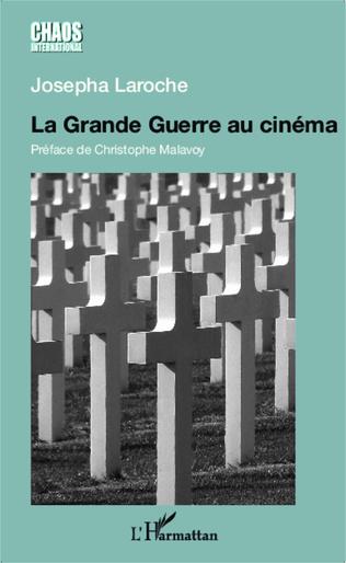 Couverture La Grande Guerre au cinéma