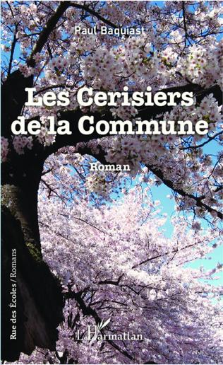 Couverture Les cerisiers de la Commune