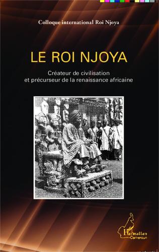 Couverture Le Roi Njoya