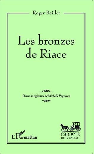 Couverture Les bronzes de Riace