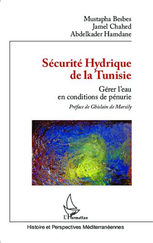 Couverture Sécurité Hydrique de la Tunisie