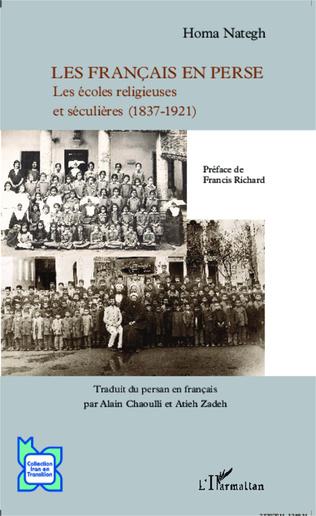 Couverture Les Français en Perse