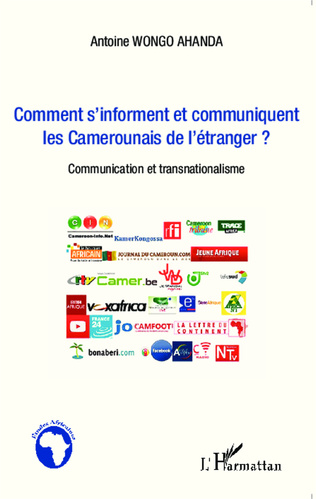 Couverture Comment s'informent et communiquent les Camerounais de l'étranger ?