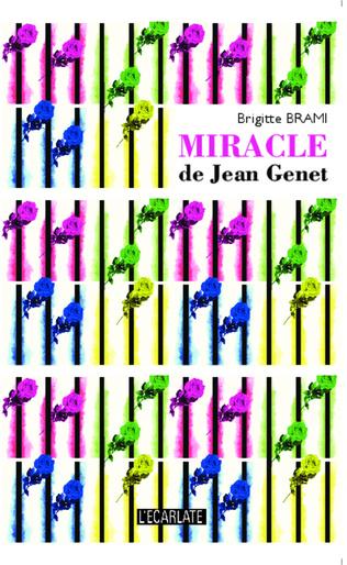 Couverture Miracle de Jean Genet