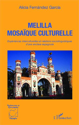 Couverture Melilla mosaïque culturelle