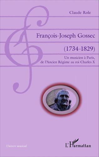 Couverture François-Joseph Gossec