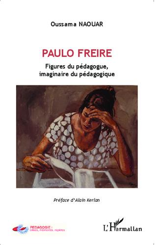 Couverture Paulo Freire