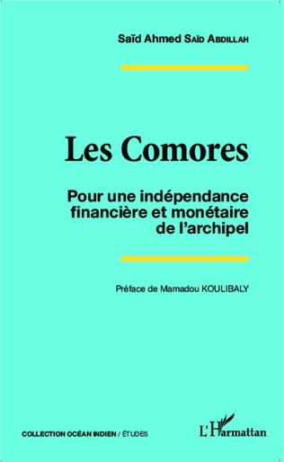 Couverture Les Comores