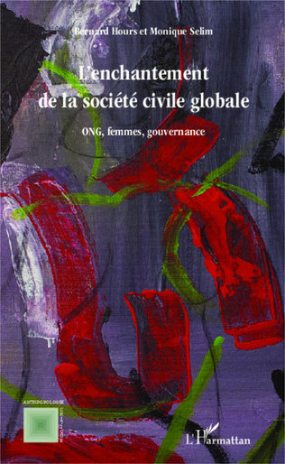 Couverture L'enchantement de la societe civile globale