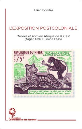 Couverture L'exposition postcoloniale