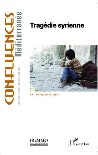 Couverture Tragédie syrienne