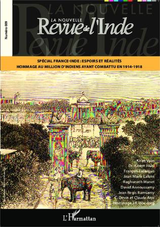 Couverture Spécial France-Inde : espoirs et réalité