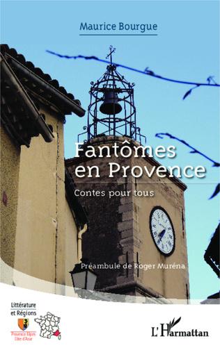 Couverture Fantômes en Provence