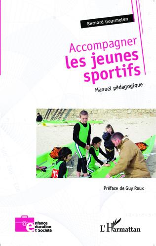 Couverture Accompagner les jeunes sportifs