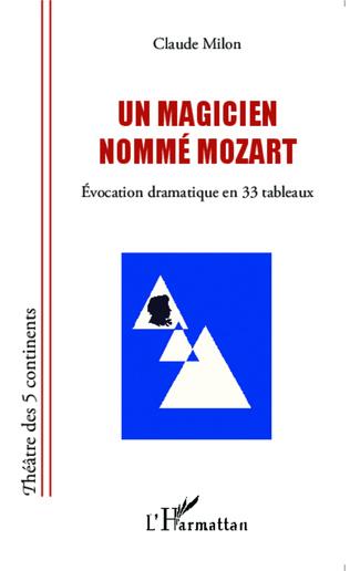 Couverture Un magicien nommé Mozart