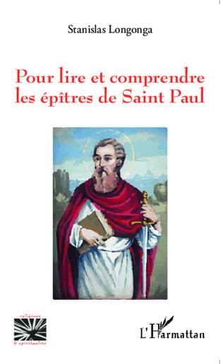 Couverture Pour lire et comprendre les épîtres de Saint-Paul
