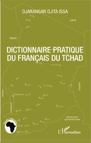 Couverture Dictionnaire pratique du français du Tchad