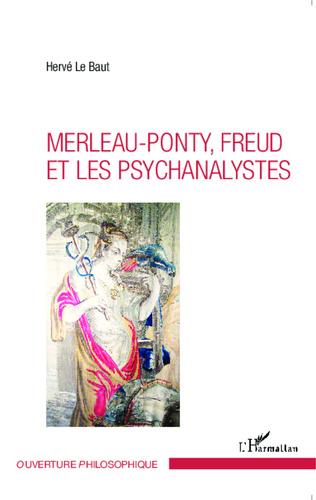 Couverture Merleau-Ponty - Freud et les psychanalystes