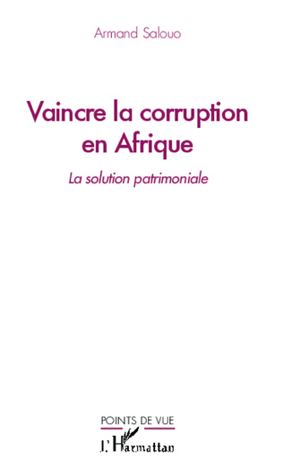 Couverture Vaincre la corruption en Afrique