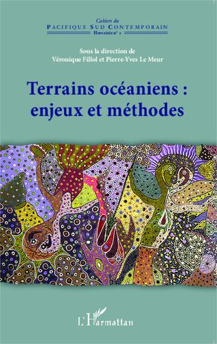 Couverture Terrains océaniens : enjeux et méthodes