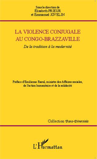 Couverture La violence conjugale au Congo-Brazzaville