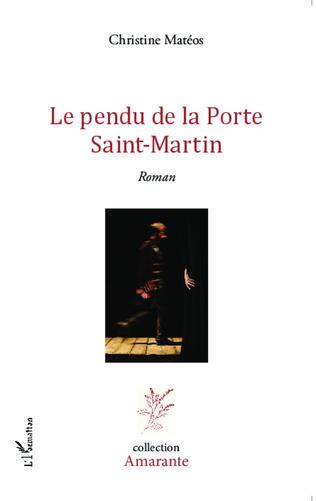 Couverture Le pendu de la Porte Saint-Martin