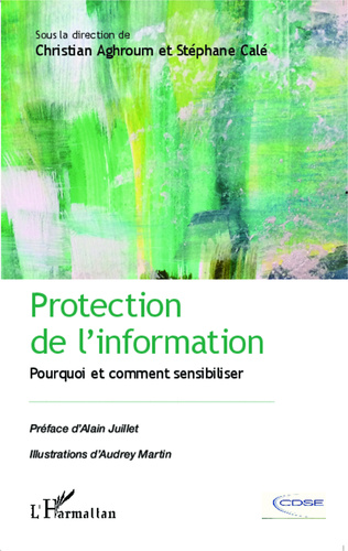 Couverture Protection de l'information