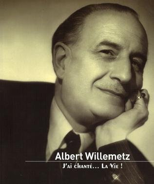Couverture Albert Willemetz