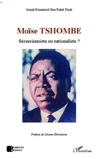 Couverture Moïse Tshombe