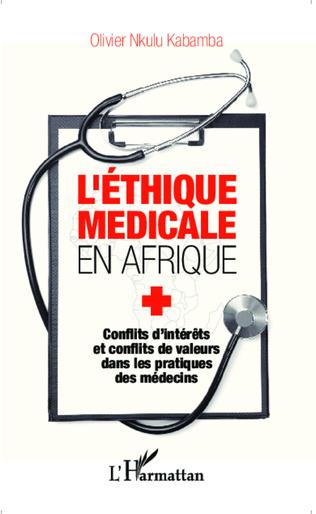 Couverture L'éthique médicale en Afrique