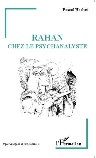 Couverture Rahan chez le psychanalyste