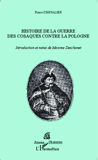 Couverture Histoire de la Guerre des Cosaques contre la Pologne