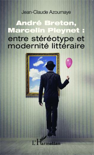 Couverture André Breton et Marcelin Pleynet :