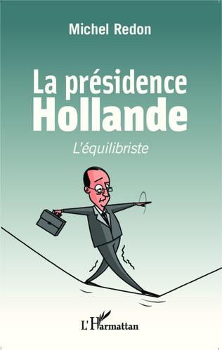 Couverture La présidence Hollande