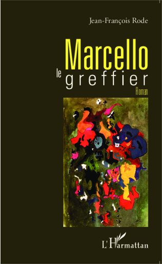 Couverture Marcello le greffier