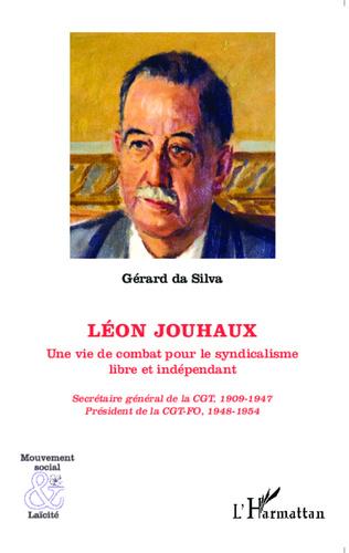 Couverture Léon Jouhaux