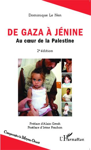 Couverture De Gaza à Jénine (2e édition)