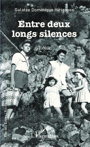 Couverture Entre deux longs silences