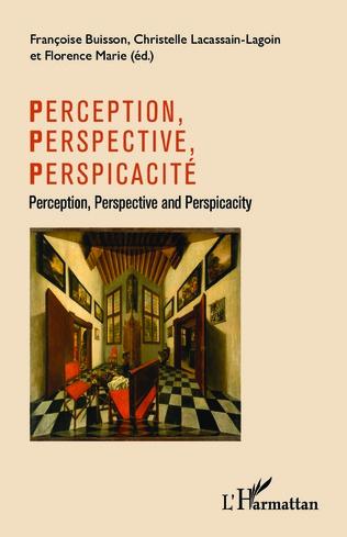 Couverture Perception, perspective, perspicacité