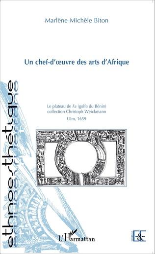 Couverture Un chef-d'oeuvre des arts d'Afrique