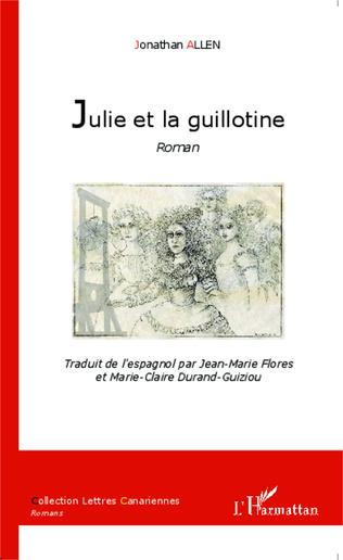 Couverture Julie et la guillotine